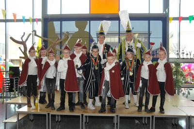 Scholen Carnaval